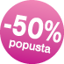 Popust 50%