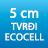 <p>Čvr&scaron;ći sloj jezgra je izrađen od tvrđeg Ecocell&reg; (5cm).</p>