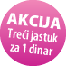Akcija - Jastuk za 1 dinar