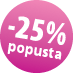 Popust 25%
