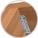 <p>N&aacute;bytok je vyroben&yacute; z 5 cm hrubej drevotriesky, pevne posp&aacute;janej s dreven&yacute;mi konektormi a kovan&iacute;m.</p>