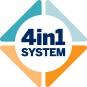система 4 в 1