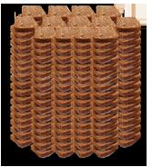 Енергиина стойност на 100 филии пълнозърнест хляб