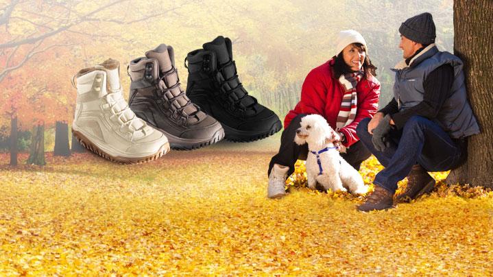 Walkmaxx зимни високи обувки Walkmaxx зимни високи обувки